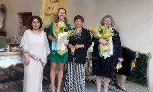 La studentessa del Classico Marianna Boe vince il concorso dello Zonta Club Cuneo