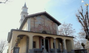 Borgo San Dalmazzo, il 27 giugno la presentazione dei lavori di restauro del Santuario di Monserrato