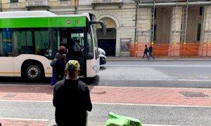 I mezzi del trasporto pubblico potranno arrivare all'80% della capacità di carico (i bus turistici no)