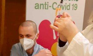 Oggi in Piemonte somministrati 39.789 vaccini contro il Covid