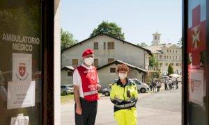 Anche quest'estate il corpo di Soccorso dell'Ordine di Malta gestirà l'ambulatorio al Santuario di Valmala