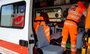 Incidente a Peveragno, grave un cinquantenne
