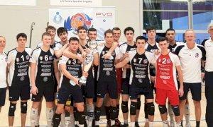 Pallavolo, Cuneo è campione regionale Under 19