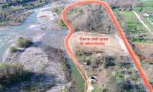 Cuneo, interventi di pulizia e riqualificazione ambientale al Parco Fluviale (nell'area degli ex orti)