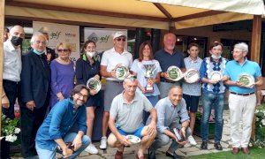 Oltre cento appassionati hanno animato la trentesima edizione di Aci Golf a Cherasco