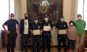 Borgo San Dalmazzo, il ringraziamento del Comune ai volontari impegnati nel servizio scuole