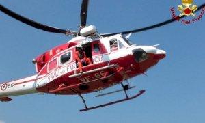 Due escursionisti dispersi in alta valle Stura, in corso le operazioni di recupero