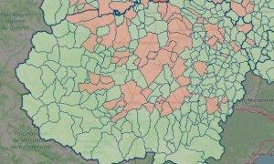 L'80% dei comuni della provincia di Cuneo è Covid free