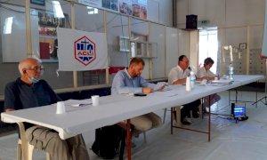 Il Consiglio provinciale delle Acli di Cuneo si è riunito alla bocciofila di Scarnafigi
