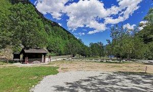 Valle Gesso, riapre l'area attrezzata al Lago della Piastra