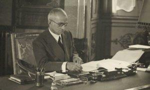 In borgata Combe a Celle Macra si inaugura una targa in memoria di Luigi Einaudi