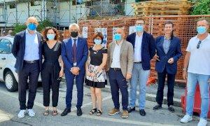 Alba, incontro sull'edilizia popolare con l'assessore regionale al Welfare Caucino