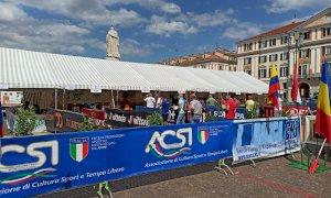 A Cuneo è iniziato il weekend della