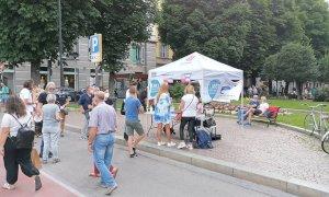 Eutanasia, raccolte ieri a Cuneo più di cento firme