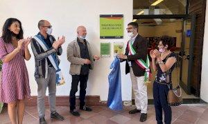 Inaugurata la nuova biblioteca civica di Saluzzo nel polo culturale della ex caserma Musso