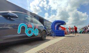 """Con """"Nolè"""" Bus Company lancia il noleggio di auto ibride, furgoni, bici e monopattini elettrici"""
