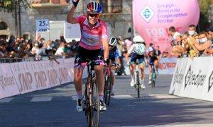 La Granda si prepara ad accogliere la partenza del Giro Donne 2021