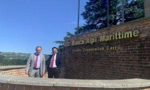 Giuseppe Peirotti è il nuovo direttore Generale della Banca Alpi Marittime