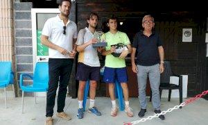Tennis, Fabio Cosio vince il memorial