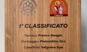 Inarrestabile successo dei formaggi Valgrana: il Piemontino si aggiudica due premi