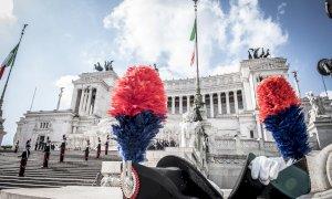 """Ha offeso la Repubblica"": i carabinieri denunciano un demontese"
