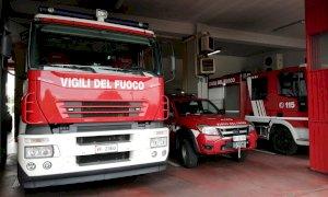 Domato l'incendio a Bombonina: pompieri a lavoro per tutto il giorno