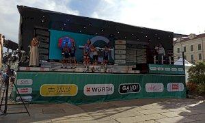 Tutto pronto per il Giro Donne: in via Roma a Cuneo la presentazione delle squadre