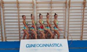 Nel weekend la Cuneoginnastica di scena a Folgaria