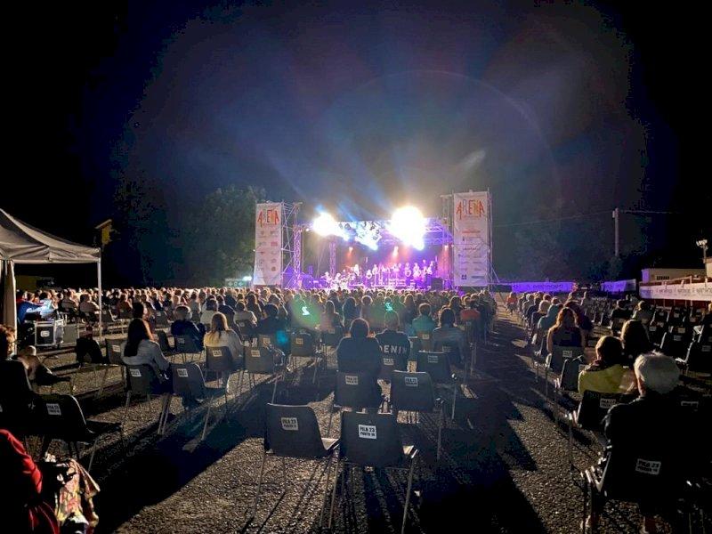 Bando deserto per l'Arena Festival di Cuneo: la stagione comincia con un'incognita