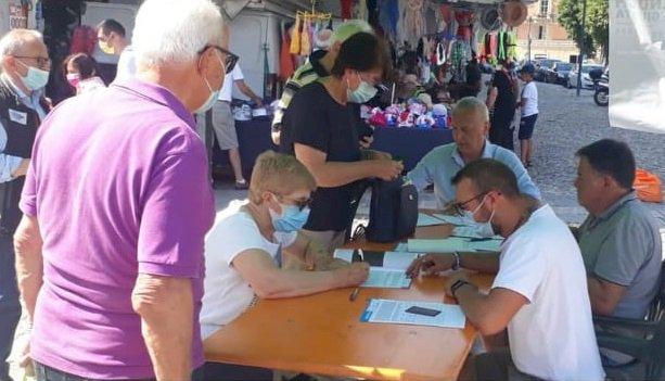 Referendum sulla giustizia, oltre mille le firme già autenticate nella Granda