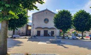 Rifreddo, completata la riqualificazione dell'area mercatale di piazza della Vittoria