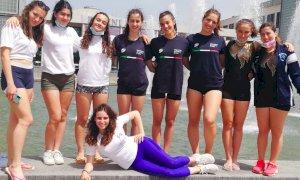 Ginnastica artistica, ottime prestazioni per la Cuneoginnastica alla manifestazione nazionale silver