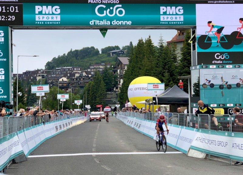 """La Granda saluta il Giro Donne: """"Una tre giorni indimenticabile"""""""