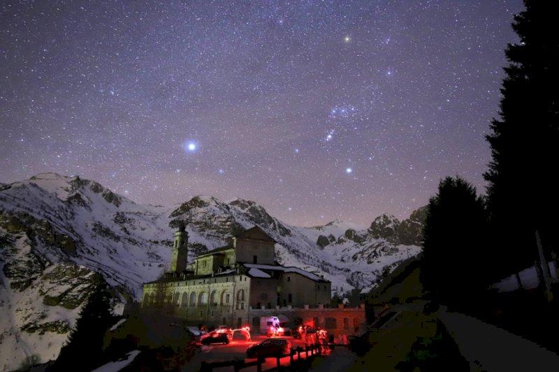 """La valle Grana all'attenzione dell'UNESCO con lo studio """"Western Alpine and Grana Valley Sky Sanctuary"""""""