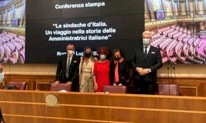 """Borgna a Roma alla presentazione del libro """"Le sindache d'Italia"""""""