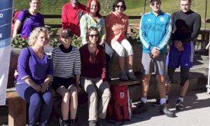 'Full immersion' nelle terre del Monviso per cinque giornalisti tedeschi specializzati nel turismo outdoor