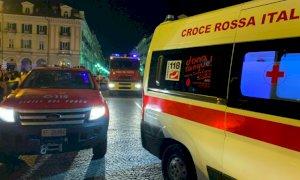 Cuneo, i festeggiamenti per l'Italia turbati da un incidente: ferita una ragazzina di 13 anni