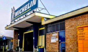 Ronchi, incidente davanti alla Michelin
