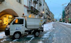 Gara per la fornitura di sale antigelivo per quasi 2 milioni di euro