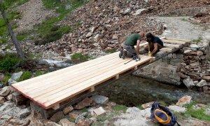 A nove mesi dalla tempesta Alex il Parco Alpi Marittime fa il punto sui lavori di ricostruzione