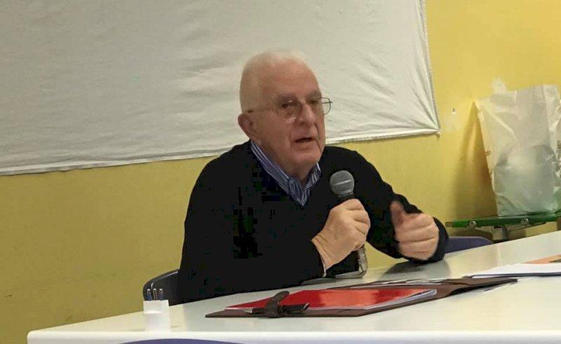in foto: Maurizio Gozzelino, il