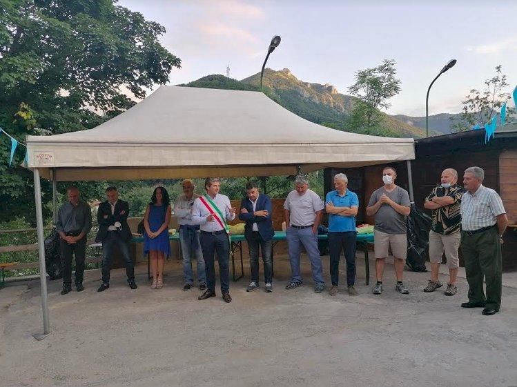 Valle Gesso, inaugurata la nuova sede della 'Pro Andonno'