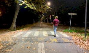 Tutto pronto per l'avvio dei lavori sul viale degli Angeli: nuova pavimentazione e sistemazione del verde