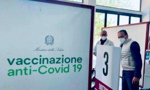 Vaccini, al via da Cuneo la serie di Open days riservati ai lavoratori organizzati da Inail e Regione Piemonte