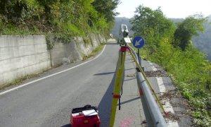 Lavori di manutenzione di strade provinciali di Langa e Monregalese
