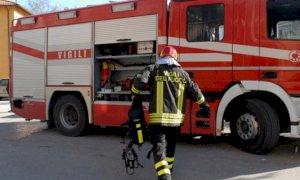 Alberi abbattuti, pompieri al lavoro a Sommariva Bosco e Verduno