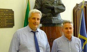Per due mesi il nuovo segretario generale della Provincia di Cuneo si dividerà con il Comune di Forlì