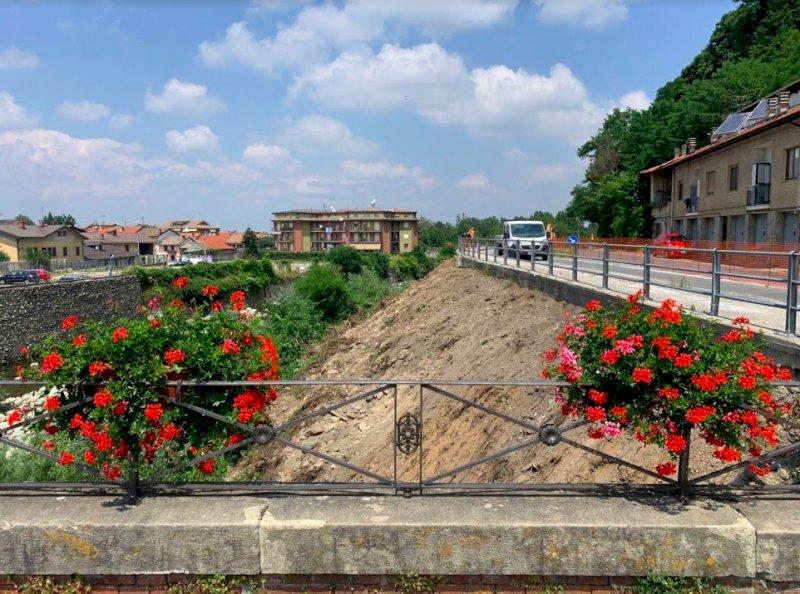 Al via i lavori di difesa idraulica lungo il torrente Pesio