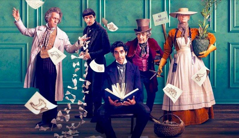 """""""La vita straordinaria di David Copperfield"""" per il cinema sotto le stelle di Bra"""