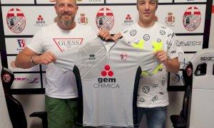 Calcio, a 26 anni dalla prima volta Pietro Boscolo torna a vestire la maglia del Busca